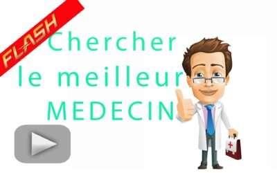Chercher le meilleur médecin